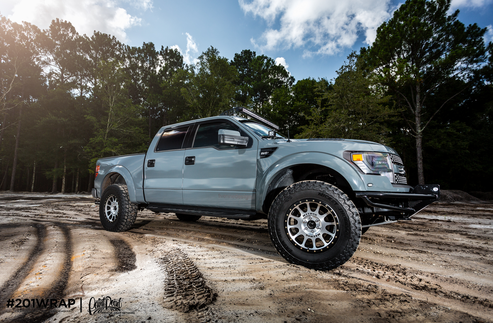Our 2014 ford raptor supercrew is sure to be one of the best looking pickup trucks on your block
